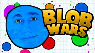 ALMOST THE BEST TEAM! BLOB WARS - AGAR