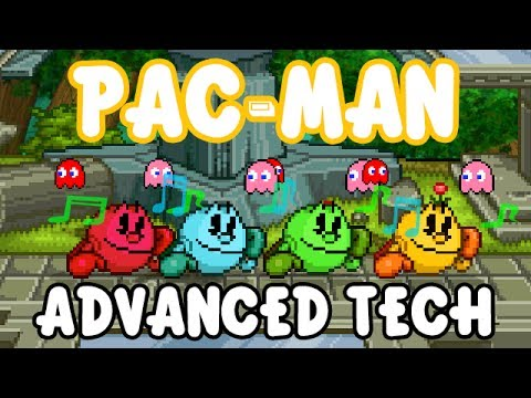 Pac-man Advanced Tech In SSF2 Beta