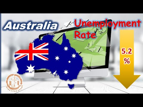 Australia Unemployment Rate GDP | Unemployment Rate In Australia GDP Growth Rate Last 50 Years