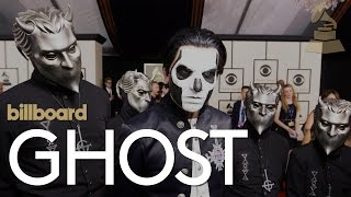 Ghost: The 2016 GRAMMY red carpet | Billboard