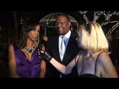 20 Happy Years of Marriage - their Secret! Holly Robinson Peete & Rodney Peete at Movieguide Awards!