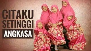 Musik Positif , Lagu Anak Islami , Citaku Setinggi Angkasa - Alamanda (Official Audio)