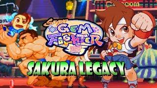 GRABBED BY DEM BOYS - Sakura Legacy: Pocket Fighter (PS2)