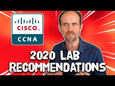 CCNA: 2020 Lab Recommendations! - Live Replay Keeping IT Simple