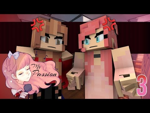Don't Judge Me | My Passion [S1:E3] | Minecraft Musical Roleplay