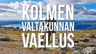 Vaellusreitit Lappi Iltasanomat Uutiset