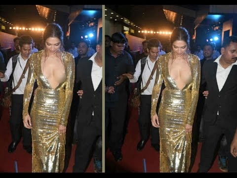 OMG! Deepika's 'Oops' moment caught on...
