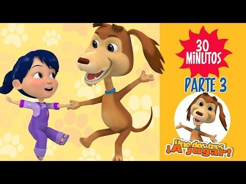 Enganchados Capítulos ¡Uno Dos Tres A Jugar! (Parte3) Con El Perro Chocolo