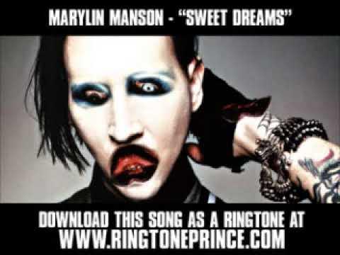 Мэрилин мэнсон sweet dreams скачать ноты.