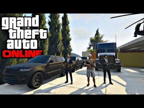 GTA V : VIDA DO CRIME | O Carregamento de Armas, Continuação | EP# 17