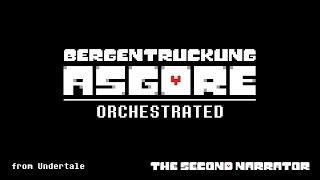 Undertale Orchestrated - Bergentrückung & ASGORE