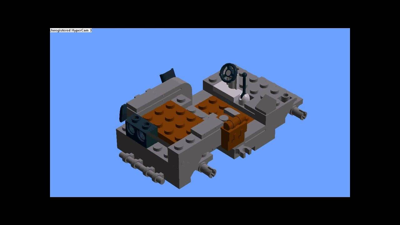 Lego Ww2 Willys Jeep Instructions Youtube