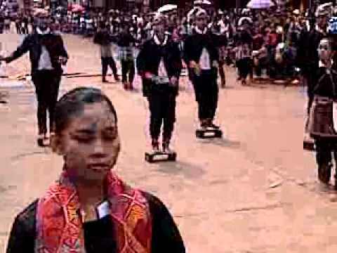 Lamitan National High School Street Dance 2011 Lamitan City