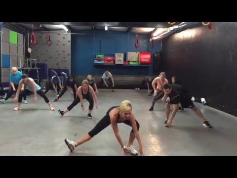 Insanity Live Class!
