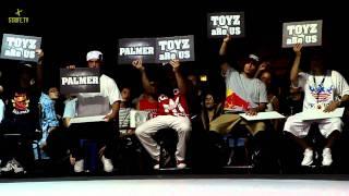 Toyz vs Palmer | STRIFE.TV | BC One USA 11 | top 16
