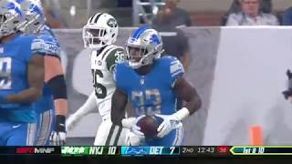 "Kerryon Johnson Highlights | ""Welcome to the NFL"" 