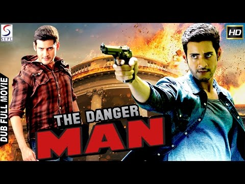 The Danger Man - Dubbed Hindi Movies 2017...