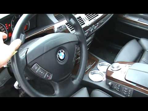 2006 BMW 750i - YouTube