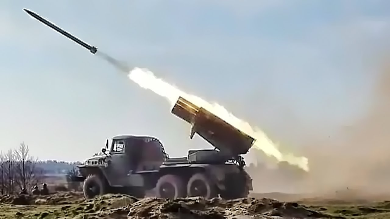 Image result for Grad missiles, photos