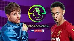 Tom Grennan vs Trent Alexander-Arnold | Manchester United vs Liverpool | EPL Invitational 2020