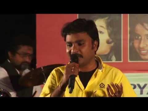 MUKESH Tamil Singer in GANESH KIRUPA Best Light Music Orchestra in Chennai