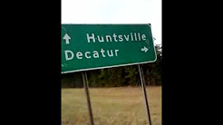 Hwy 20 and Mooresville by Priceville, Alabama