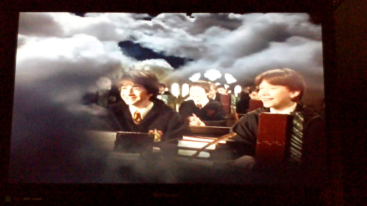 Opening to Harry Potter: And The Chamber Of Secrets 2002