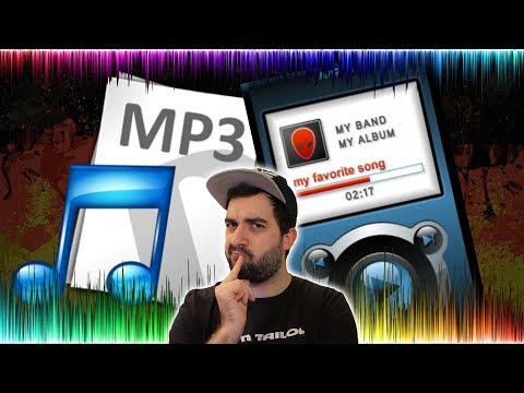 Who invented mp3 files? 🎵 💭 Facts about the history of a popular German invention! | VlogDave