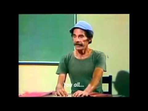El Chavo Del Ocho - English Subtitles [There Are Mistakes!]