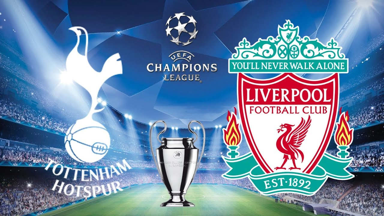 UEFA Champions League Final 2019 - Tottenham Vs Liverpool ...