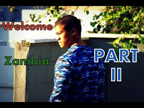 Welcome To Zambia - Introduction to Lusaka Part II (Cairo Gym)