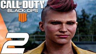Call of Duty Black Ops 4 - Gameplay Walkthrough Part 2 - Crash Story (Full Game)