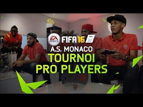 FIFA 16 Tournoi Pro Players - A.S. Monaco