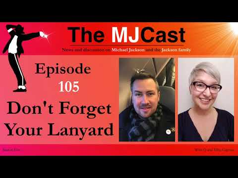 The MJCast - Episode 105: Don't Forget Your Lanyard
