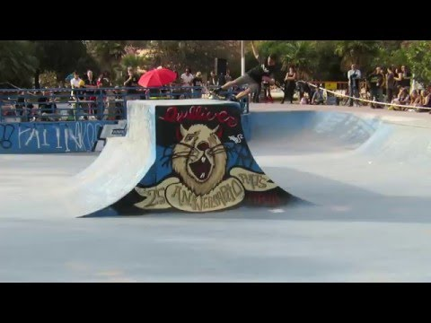 Skatepark Gulliver Valencia - Competición 25 Aniversario