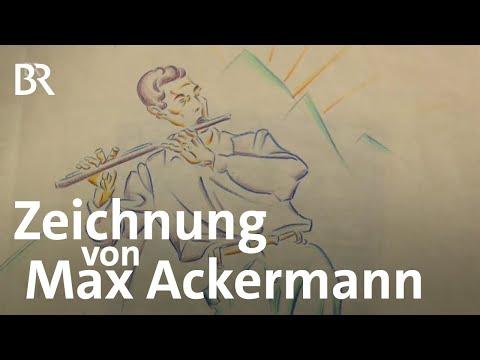 Ackermanns Tanz: Zeichnung