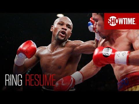 RING RESUME: Floyd Mayweather | Mayweather vs. McGregor | Aug. 26 on SHOWTIME PPV