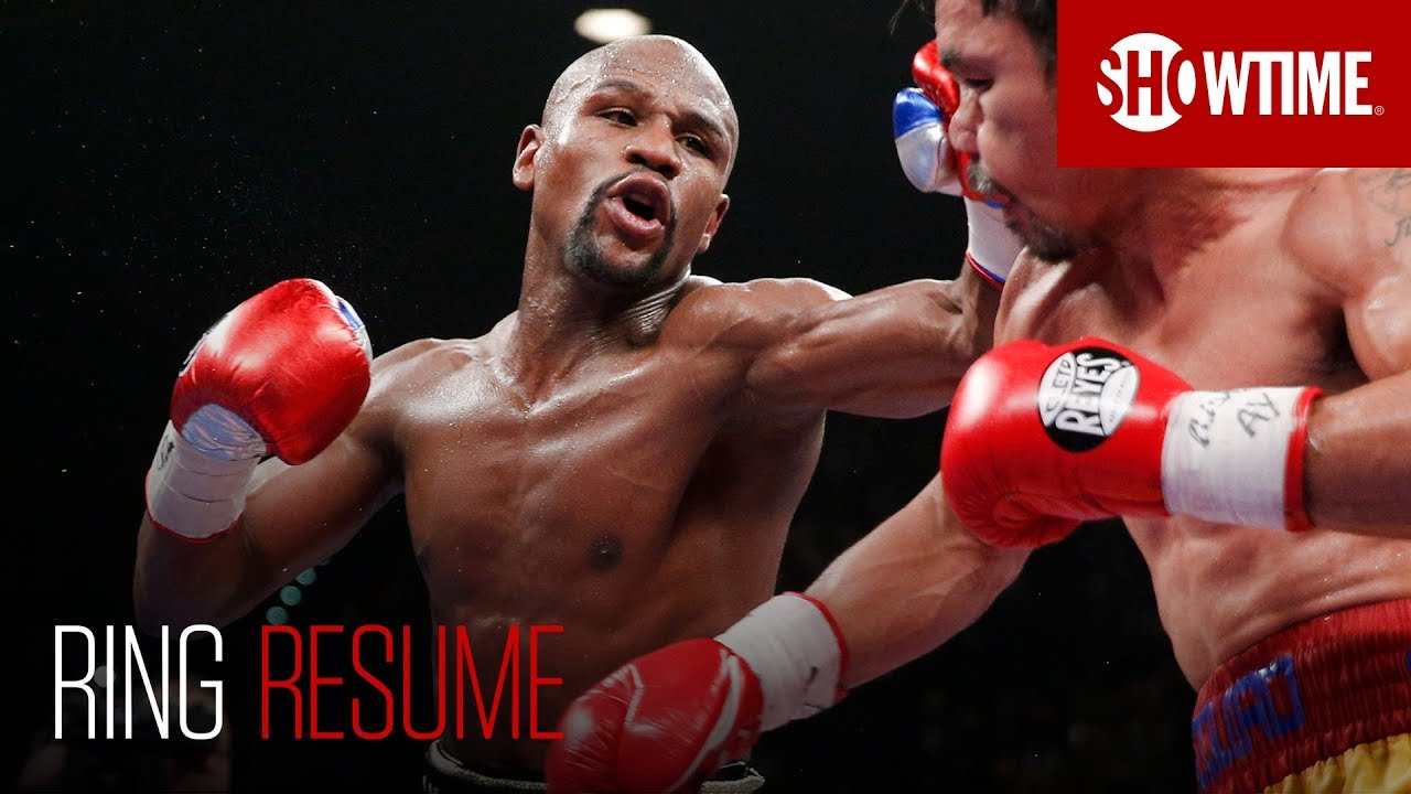 RING RESUME: Floyd Mayweather | SHOWTIME Boxing - YouTube