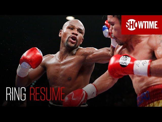 Ring Resume: Floyd Mayweather | SHOWTIME