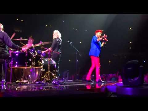 Queen + Adam Lambert - Somebody To Love - United Center Chicago - 7-13-2017