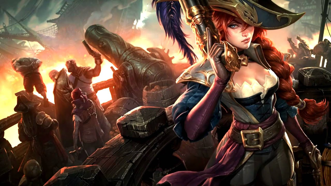 Captain miss fortune