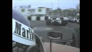 フェニックス市街地コース(1991):フェラーリ642:ジャン・アレジ