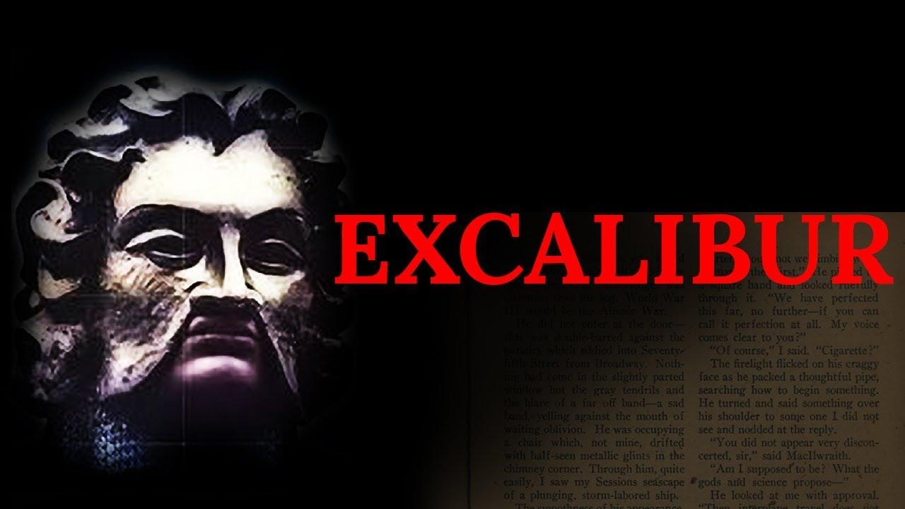 Excalibur, el libro que vuelve loco a quien lo lee   Tuul