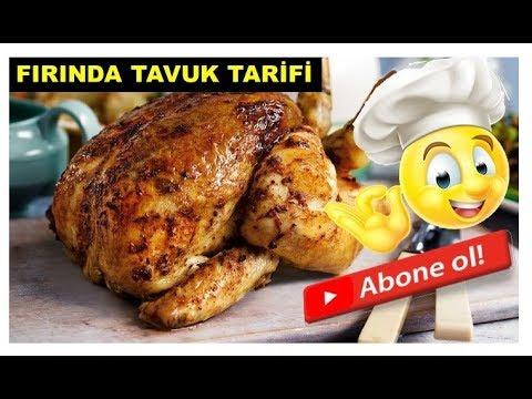 ÇOK KOLAY PRATİK FIRINDA TAVUK TARİFİ !! || EFSANE TARİFLER DEVAM EDİYOR :)