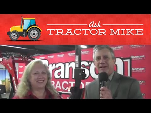 National Farm Machinery Show Branson Tractor