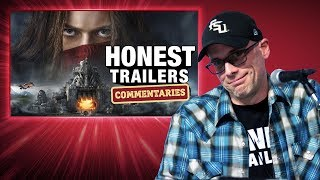 Honest Trailers Commentary | Mortal Engines