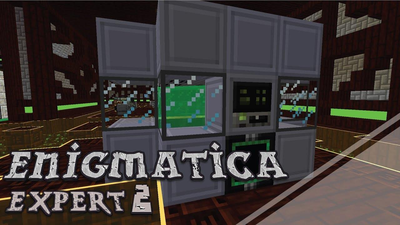 Enigmatica 2 Expert - 31 - CRAZY MACHINE CRAFTING - Video