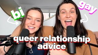 Lesbian & Bisexual Girlfriends   Queer Dating and Relationship Advice!