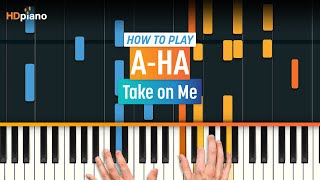 """How To Play """"Take On Me"""" by A-ha 