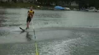 Waterskiing Footage Thumbnail